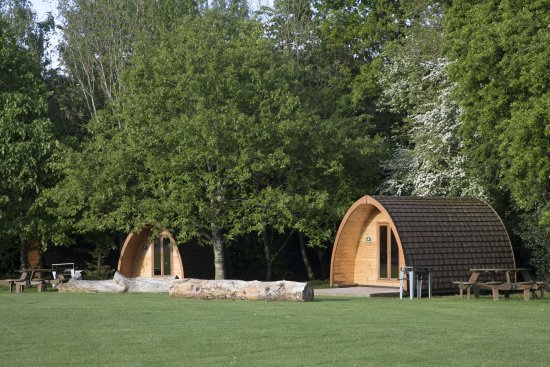 Pembridge, UK: Jumbo pod