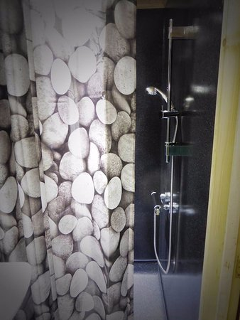 Pembridge, UK: Mole Manor Shower