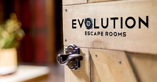‪Evolution Escape Rooms‬