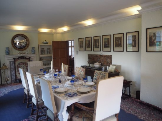 Henley-on-Thames, UK: The dining room