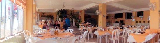 Restaurante Antonio Moreno : El comedor