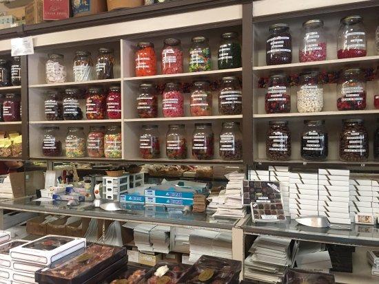 Jeffersonville, IN: Schimpffs Confectionery