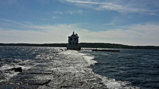 Rockland Breakwater Light, Maine