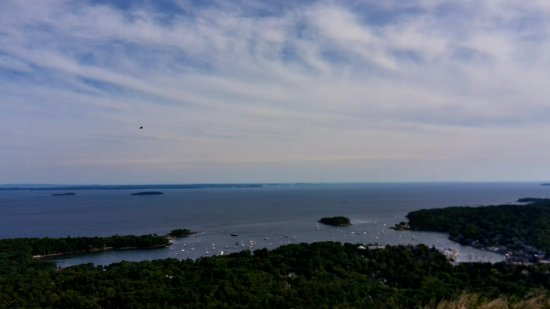 Mount Battie, Camden, Maine
