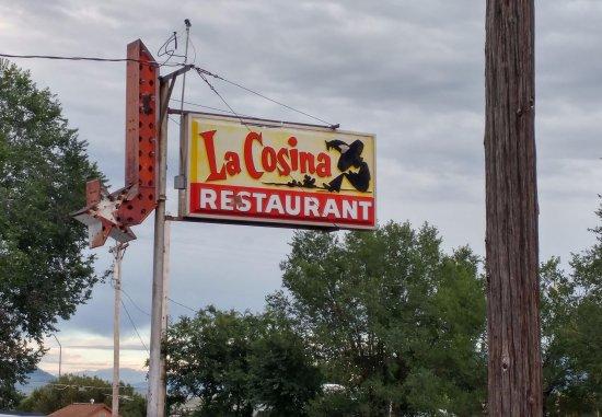 Raton, Nowy Meksyk: Sign