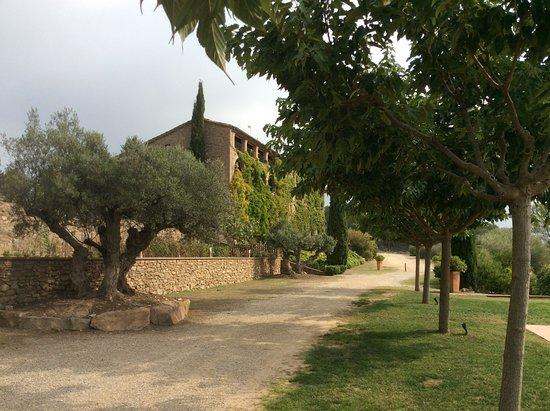 Castelladral, Spanien: Hotel