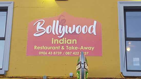 Ballymahon, Irlanda: Bollywood Indian Restaurant