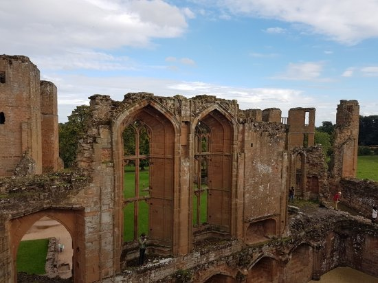 Kenilworth, UK: Romantic ruins