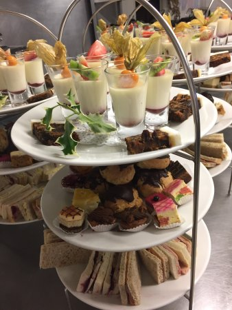 Amlwch, UK: Lastra Farm Afternoon tea