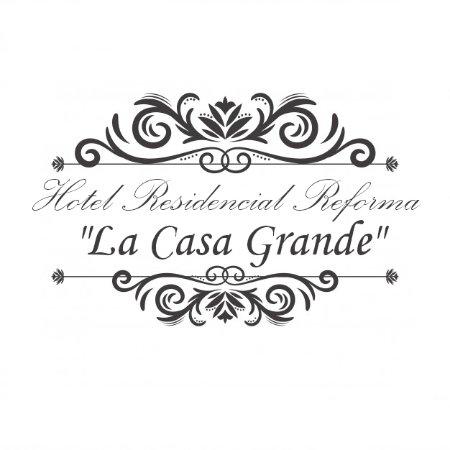 Residencial Reforma La Casa Grande: Logotipo
