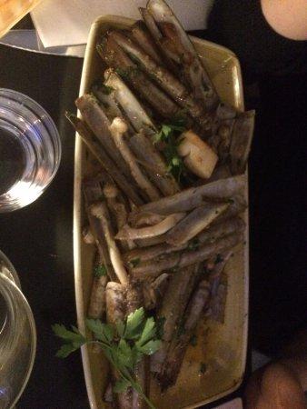Antony, Γαλλία: Assiette de crustacés (que des couteaux !)