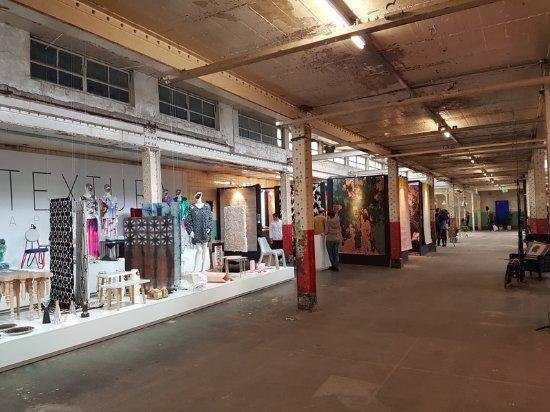The Old Truman Brewery: London Design Week
