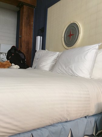 Argonaut Hotel, A Noble House Hotel : Rummet