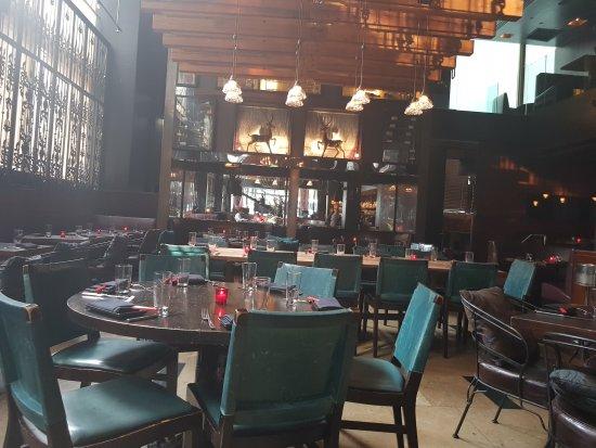Picture of zengo new york city tripadvisor for Amaze asian fusion cuisine 3rd avenue new york ny
