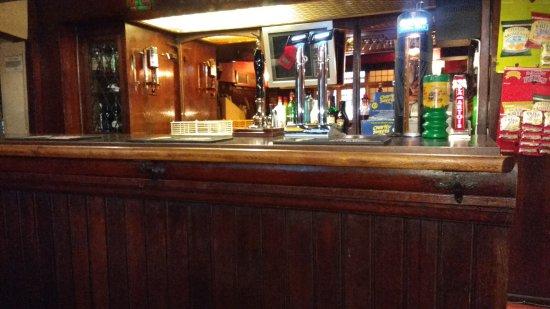 Kelham, UK: Bar in Snug