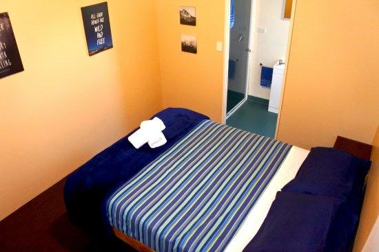 Motueka, New Zealand: En suite double