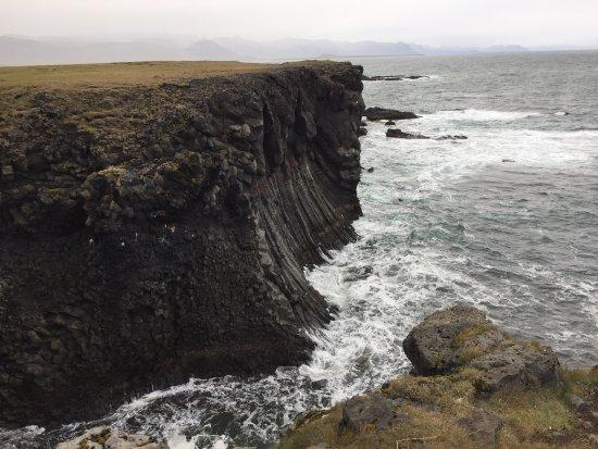 Grundarfjorour, Islândia: Gatklettur