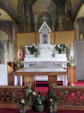 The Painted Church: Altar