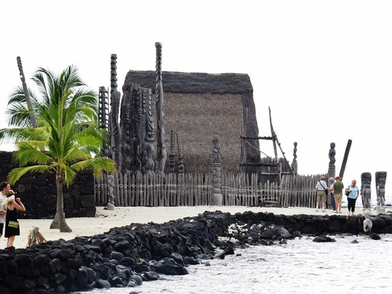 Honaunau, Hawái: Historical structure