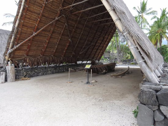 Honaunau, HI: Historical structure
