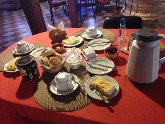 Puerto Raul Marin Balmaceda, Chile: Desayuno