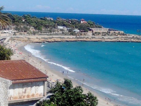Balcón del Mediterráneo: Playa