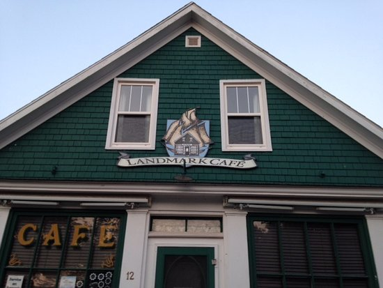 Landmark Cafe: charming cafe
