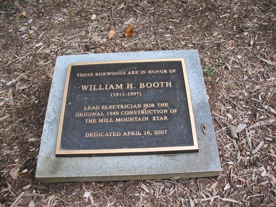 Roanoke, VA: William Booth