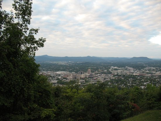 Roanoke, VA: Beautiful view