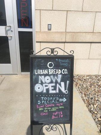 Jeffersonville, Индиана: Urban Bread Co