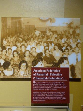Arab American National Museum: Exhibit