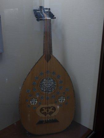 Arab American National Museum: Oud