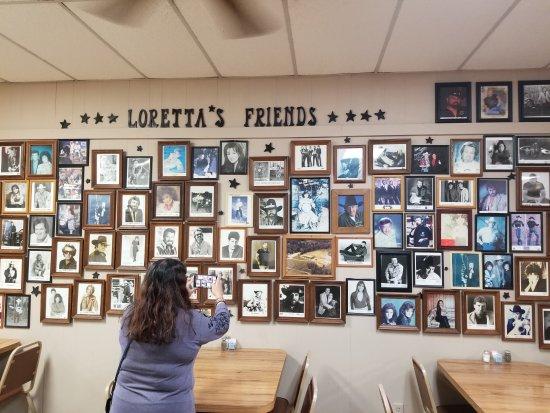 Loretta Lynn S Kitchen Hurricane Mills Tn