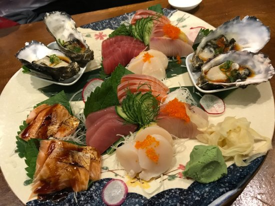 Ashfield, Australie : Sashimi