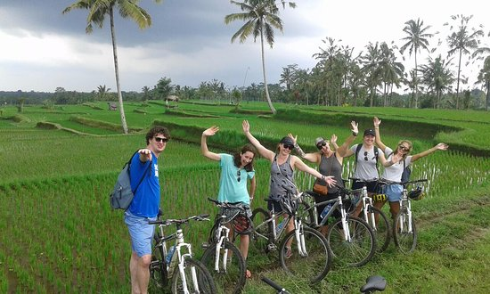 Bali Great Bike Tour