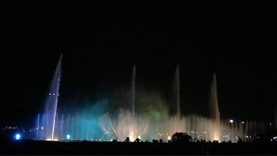 ‪Monas Dancing Fountain‬