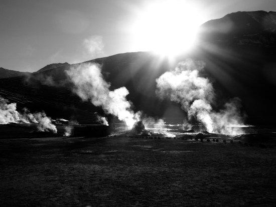 Putre, Chile: Geysers del Tatio