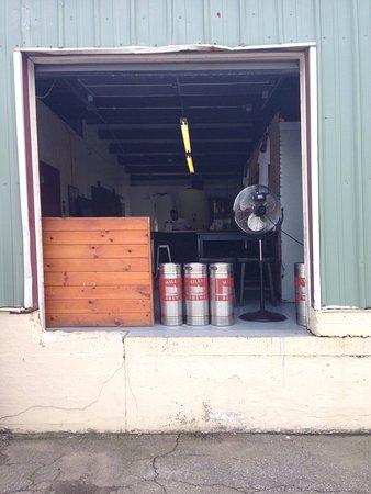 Nashua, New Hampshire: Millyard Brewery