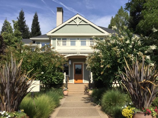 St. Helena, Καλιφόρνια: 建物の外観