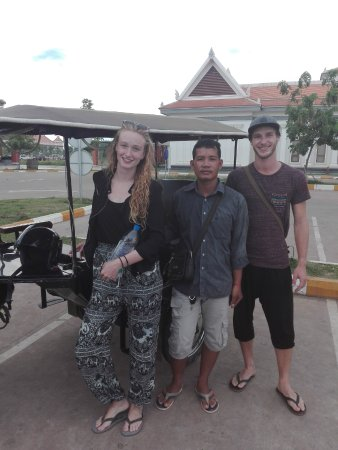 Angkor Family Tours, Mr Small