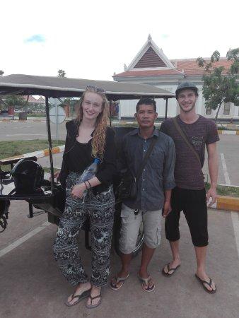 Angkor Family Tours, Mr Small