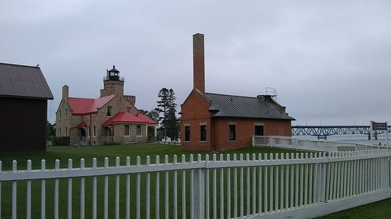 Old Mackinac Point Lighthouse Photo