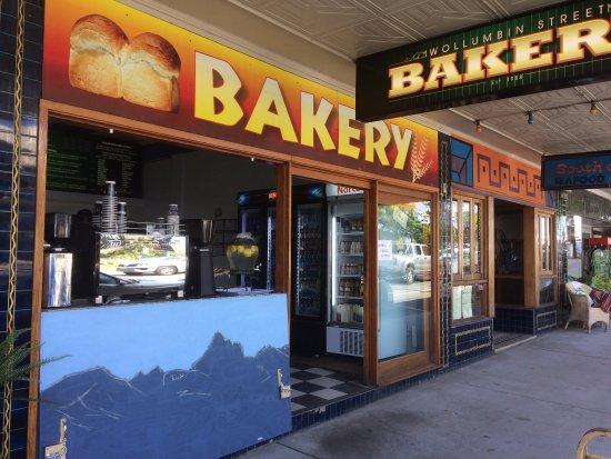 Murwillumbah, Australia: Wollumbin Street, Bakery