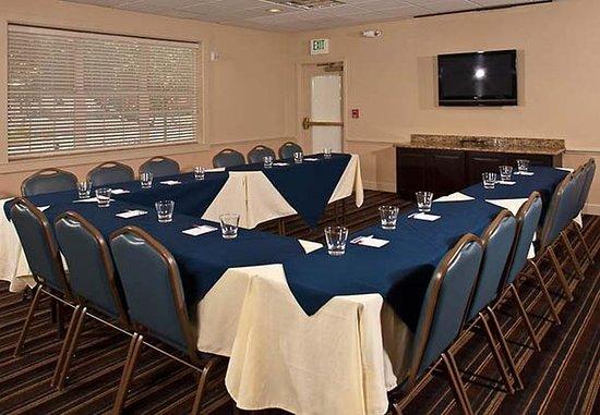 Residence Inn San Jose South : Meeting Room