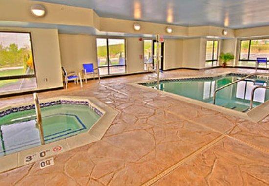 TownePlace Suites Scranton Wilkes-Barre : Indoor Pool & Spa
