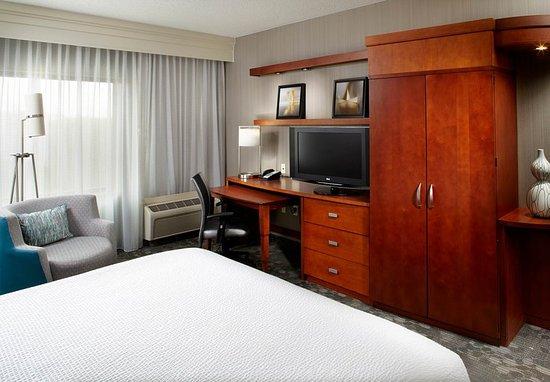 Greensburg, Pennsylvanie : King Guest Room