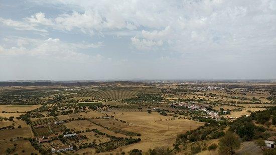 Monsaraz, Portugal: vista