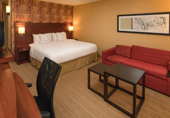 ฮิลส์โบโร, ออริกอน: King Guest Room