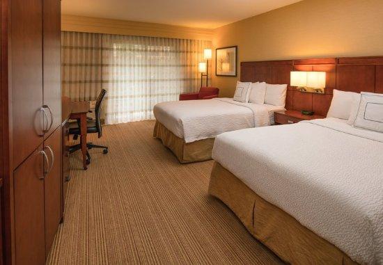 ฮิลส์โบโร, ออริกอน: Double/Double Guest Room