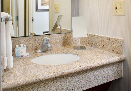 Sandston, Вирджиния: Guest Bathroom - Vanity